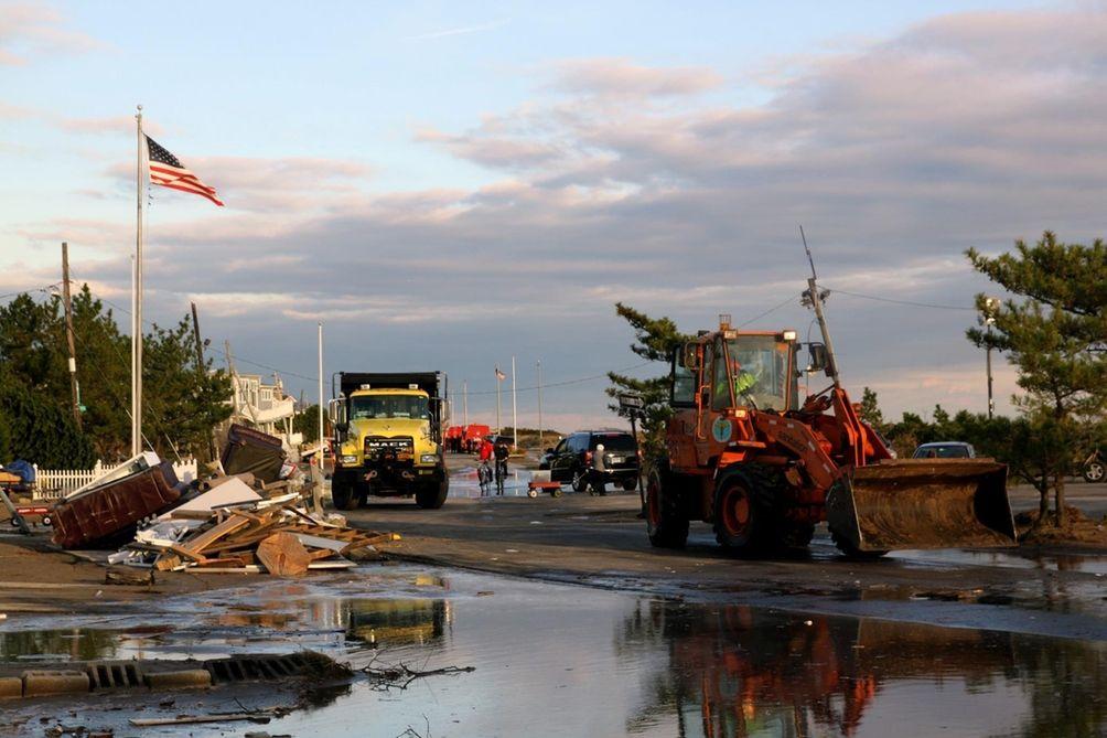 Breezy Point after Sandy.