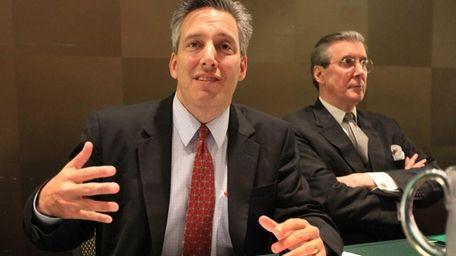 A meeting of the Nassau Interim Finance Authority