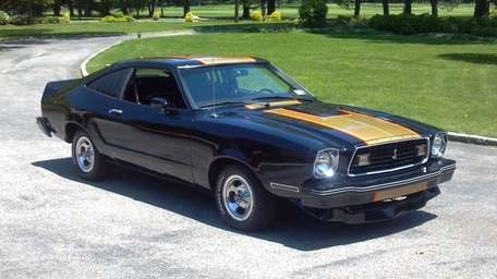 The 1978 Ford Mustang II Cobra owned by
