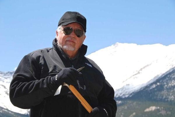 Dan Simmons, author of