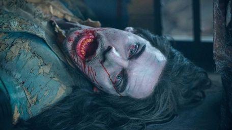 Jonathan Rhys Meyers as Dracula in the