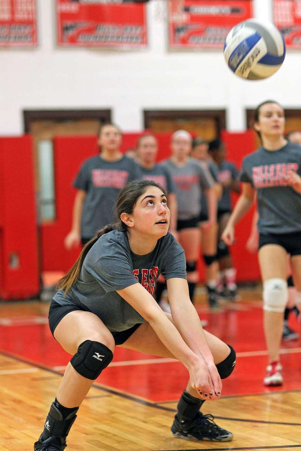 Half Hollow Hills East senior Stefanie Alpert. (Oct.