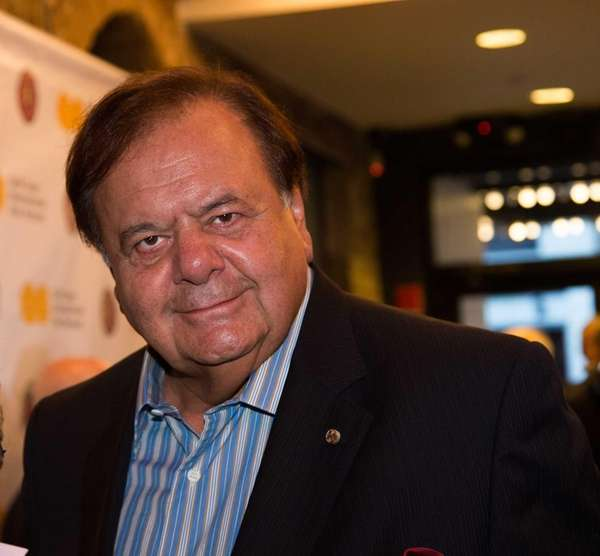 Paul Sorvino arrives at the opening night gala