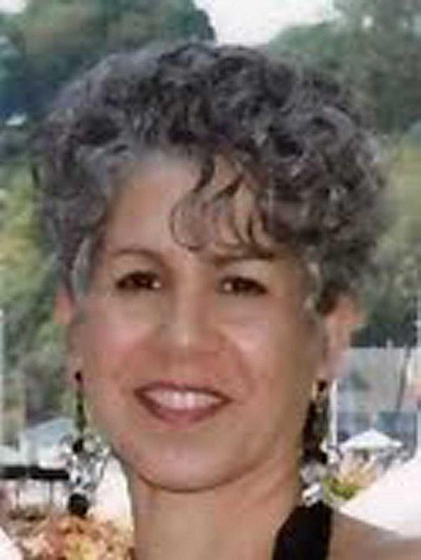 Adrienne DeSalvo, a spiritual counselor and psychic medium.