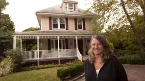 Sally Budde, of Amityville, is selling her four-bedroom