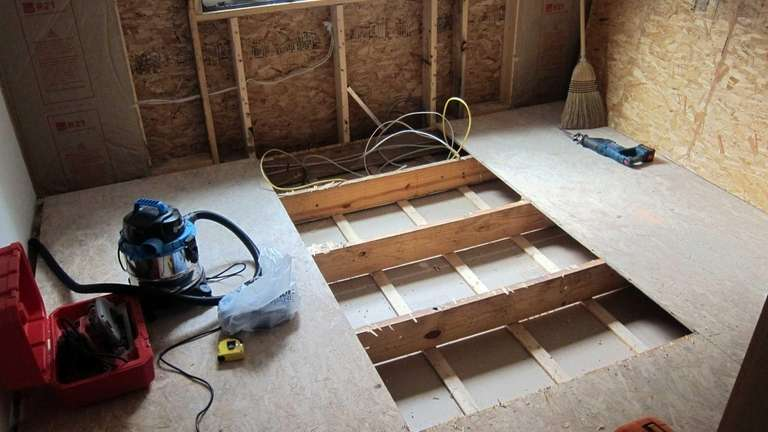 How To Remove Wood Subflooring Newsday