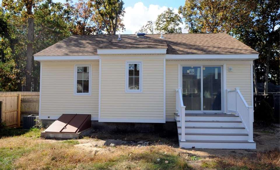 A Ronkonkoma home on West 5th Street after