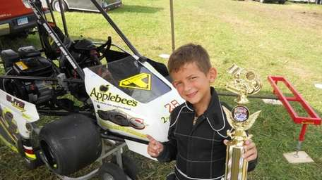 Jason Trinca, 7, will be remembered Saturday at