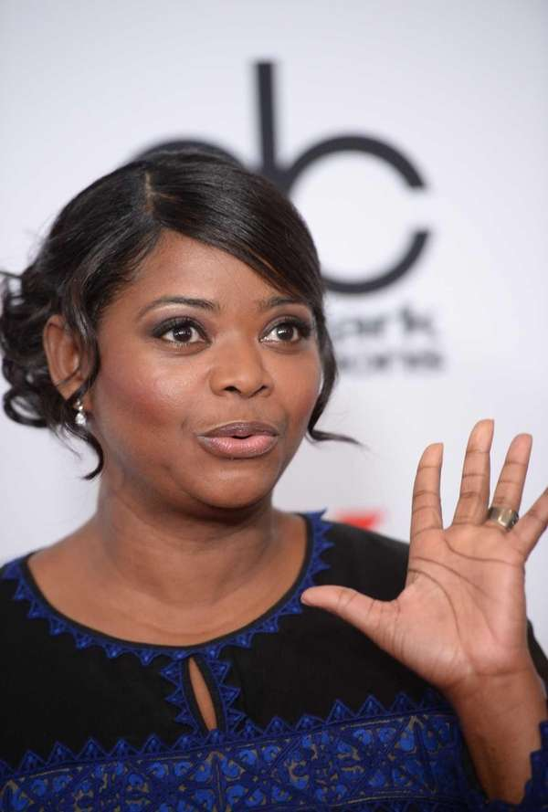 Actress Octavia Spencer arrives for the the 17th