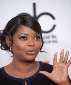 Actress Octavia Spencer arrives for the 17th Annual