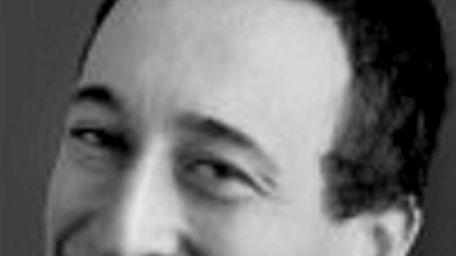 Thomas Tafero, 34, of Plainview, a budding playwright