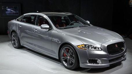 The 2014 Jaguar XJR is the best looking