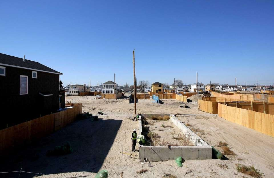 New construction to replace more than 100 homes