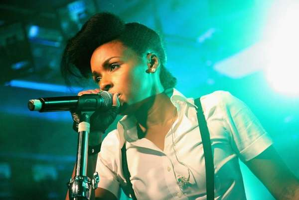 Janelle Monae performs at Rearden's in Cork, Ireland.