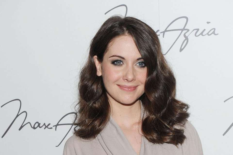 Actress Alison Brie, born Dec. 29, 1982.