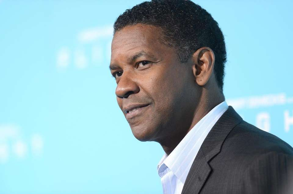 Actor Denzel Washington, born Dec. 28, 1954.