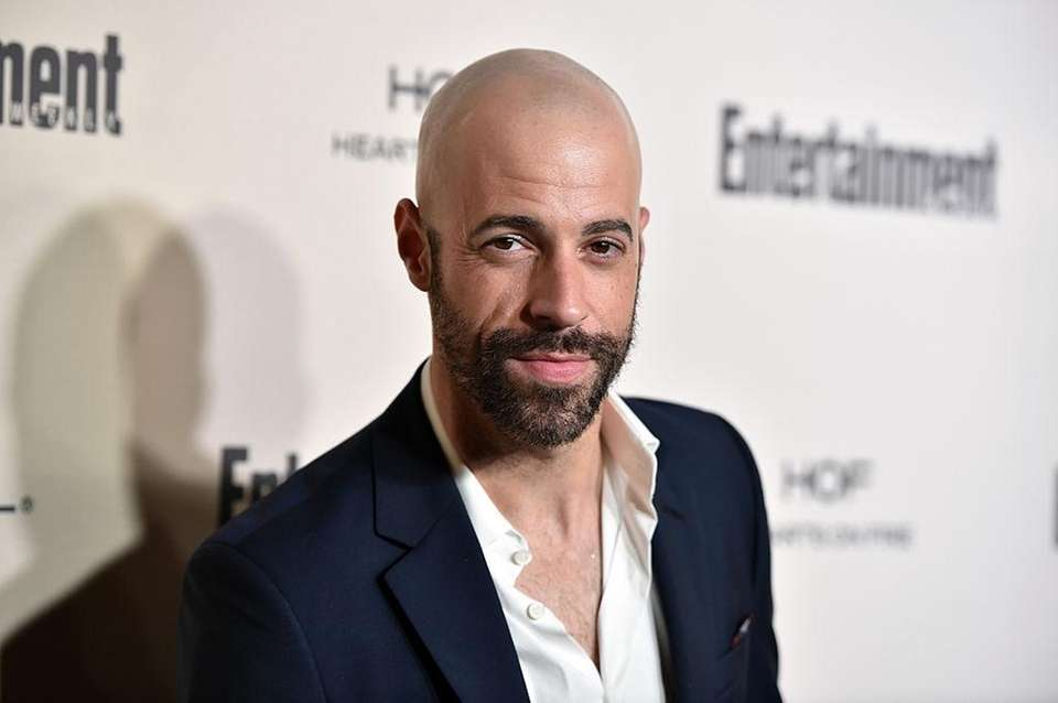 Musician Chris Daughtry, born Dec. 26, 1979.