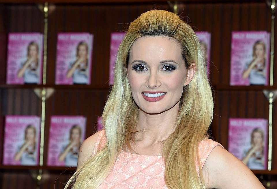 Entertainer Holly Madison, born Dec. 23, 1979.