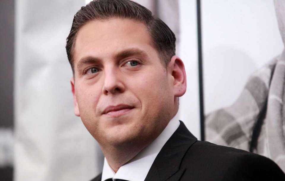 Actor Jonah Hill, born Dec. 20, 1983.