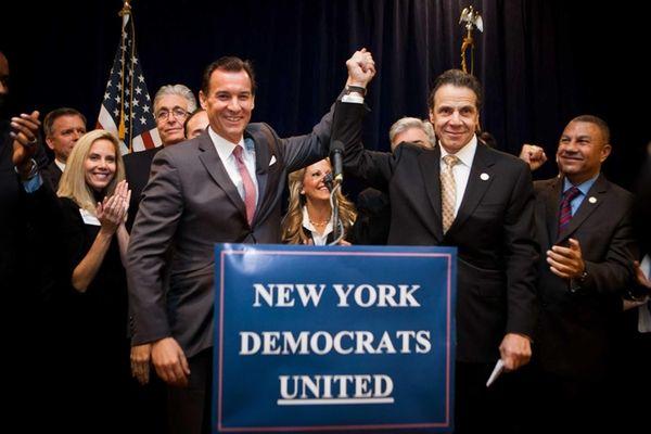 Gov. Andrew Cuomo endorses Nassau County executive candidate