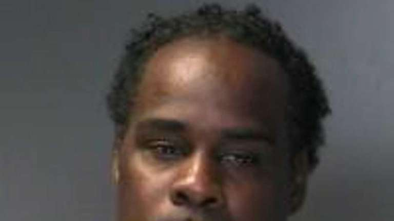 Richard Hall, of Huntington Station, is charged with