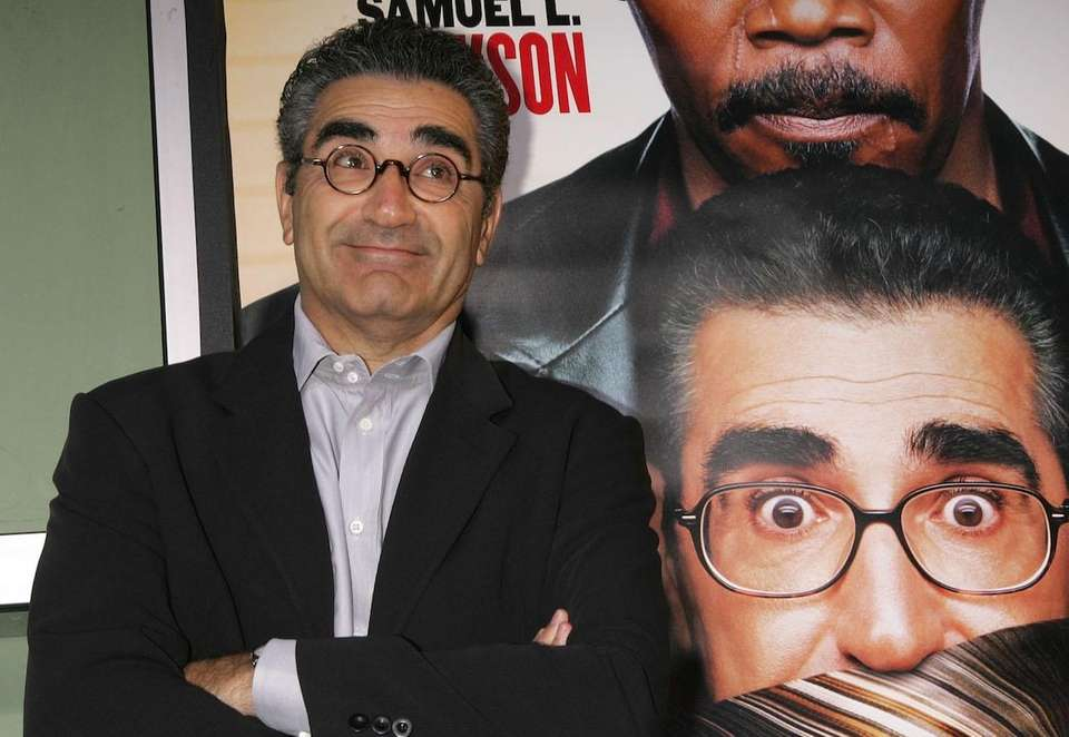 Actor-comedian Eugene Levy, born Dec. 17, 1946.