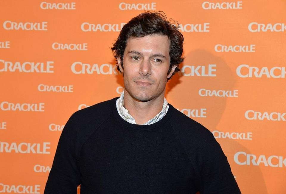 Actor Adam Brody, born Dec. 15, 1979.