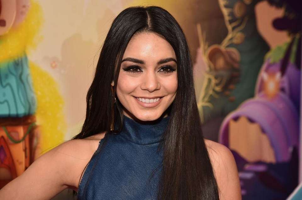 Actress Vanessa Hudgens, born Dec. 14, 1988.
