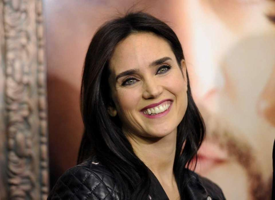Actress Jennifer Connelly, born Dec. 12, 1970.