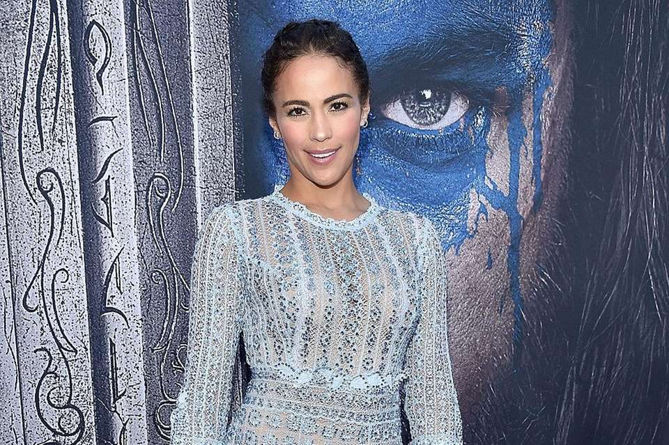 Actress Paula Patton, born Dec. 5, 1975.