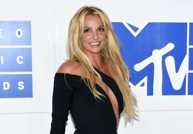 Singer Britney Spears, born Dec. 2, 1981.