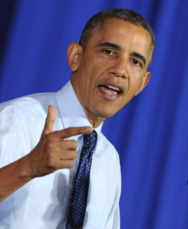 President Barack Obama speaks at Pathways in Technology