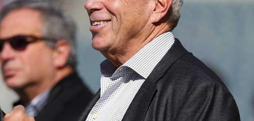 Steve Tisch, chairman and executive vice president of