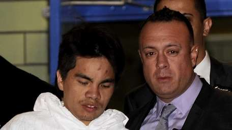 Mingdong Chen, arrested in connection with the stabbing