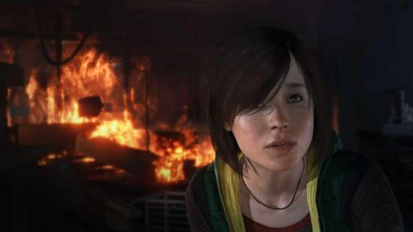 "In ""Beyond: Two Souls,"" a girl named Jodie"
