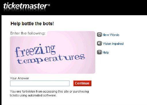 """CAPTCHA"