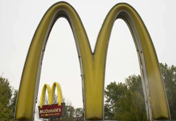 McDonald's Corp. said Oct. 25, 2013, that it