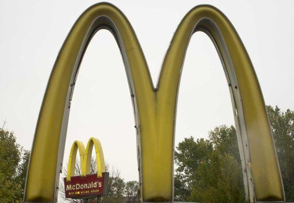 McDonald's Corp. said Oct. 25, 2013, that it