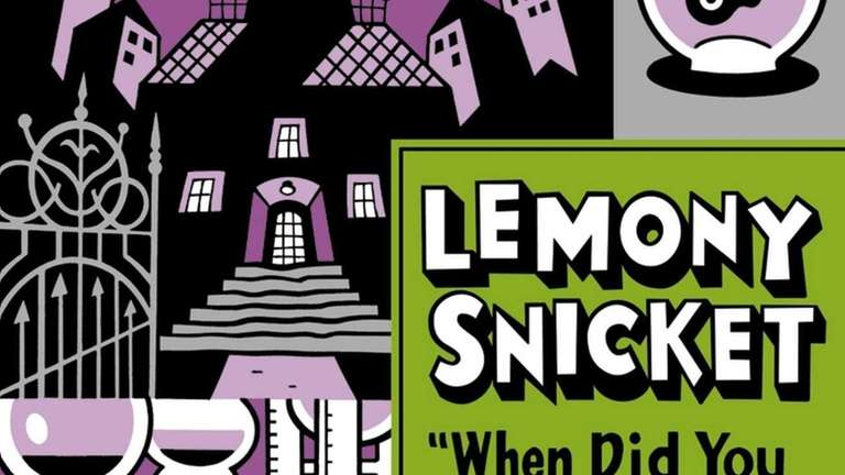 """Lemony Snicket's """"All the Wrong Questions"""" continues on"""