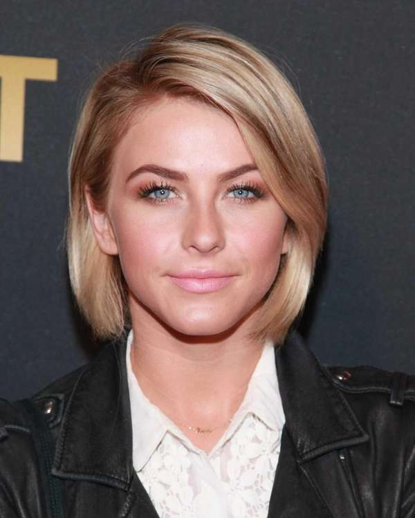 Julianne Hough arrives at MasterCard Priceless Premieres presents