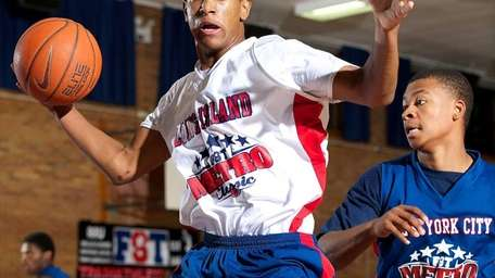 Devonte Green, a Long Island All-Star guard from