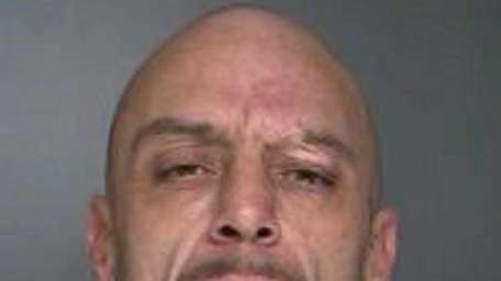 Kelly Voss, 44, of Medford, was arrested Sunday,