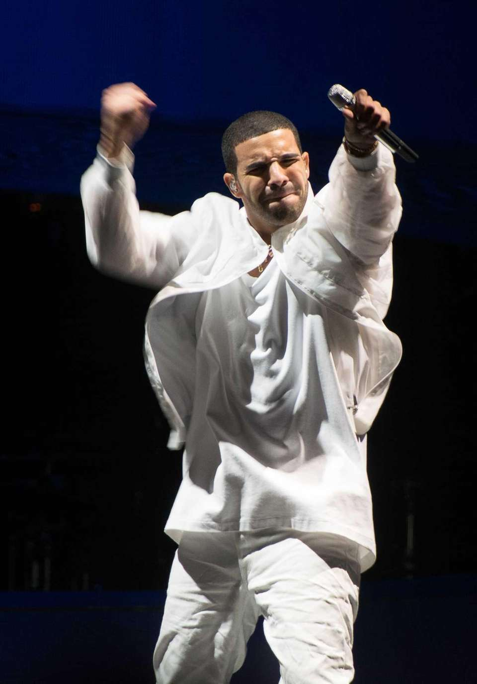 Drake performs during his Would You Like A