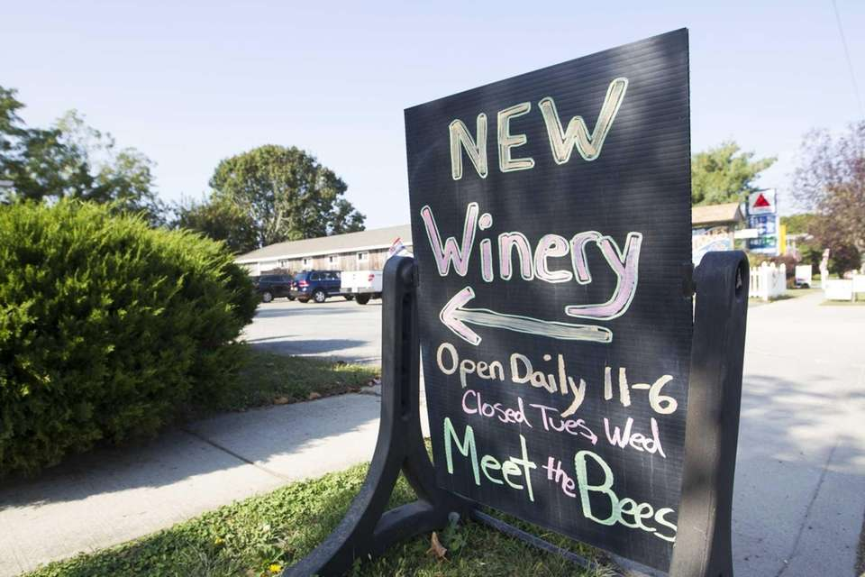 Coffee Pot Cellars is a new winery in
