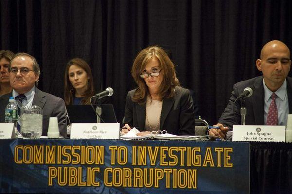 Gov. Andrew M. Cuomo and legislative leaders have