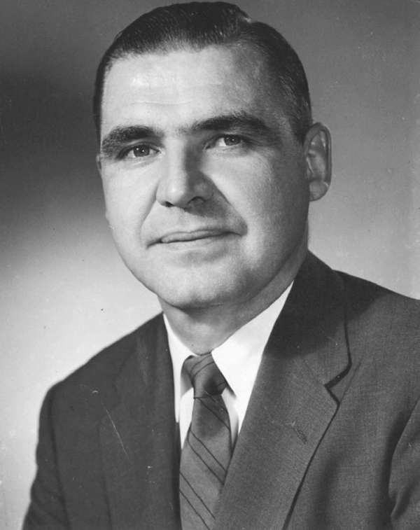 Robert Flynn, a pioneer Huntington Democrat who served