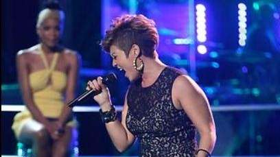 Tessanne Chin advances on the first night of