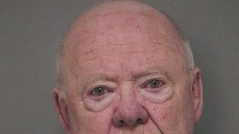Joseph Wood, 73, of Mineola, has been arrested