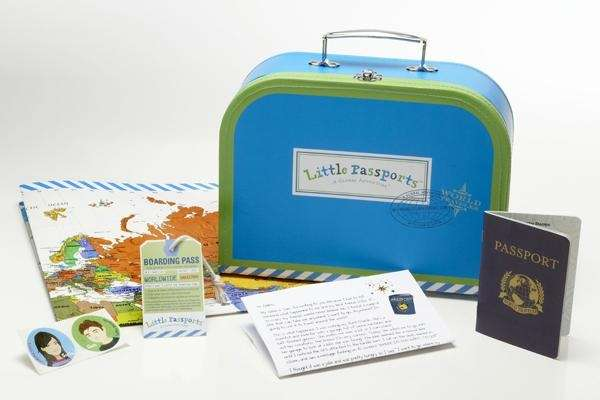Little Passports($11.95 per month, www.littlepassports.com)BEST FOR Ages 5