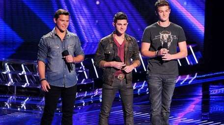 Restless Road, put together by Simon Cowell to